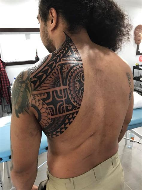 islander tattoos polynesian tattoos cook islands posts