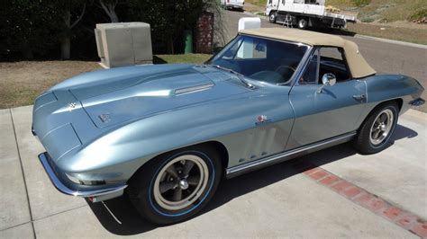 vintage corvette for sale 1966 chevrolet corvette convertible 427 zl 1 all aluminum