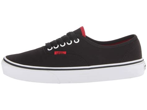 vans authentice motip ifc china vans authentic in black pop black lyst