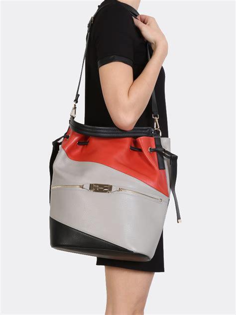 Furla Hobo furla tricolor leather hobo bag luxury bags
