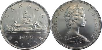 Price In Dollars Coins And Canada 1 Dollar 1985 Canadian Coins Price