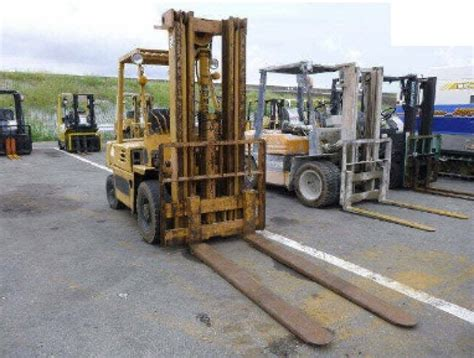 Forklift Komatsu 2 5 Ton komatsu forklift forklift 2 5ton n a used for sale