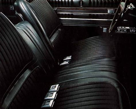 strato bench seat 1970 oldsmobile toronado interior trim