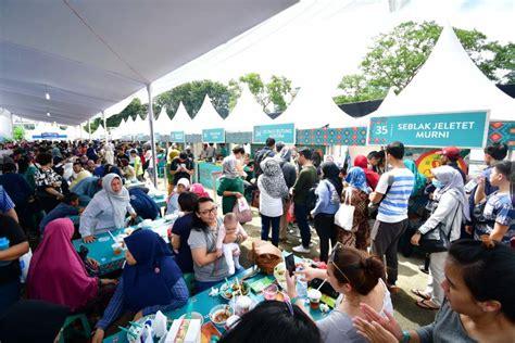 fjb  cerita festival kuliner terbesar indonesia