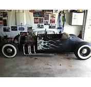 1926 Ford Model T Roadster  Hot Rod Pinterest