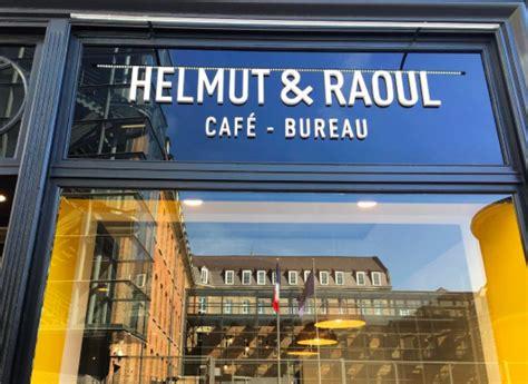 cafe bureau helmut raoul le 1er caf 233 bureau 224 lille lille by mat
