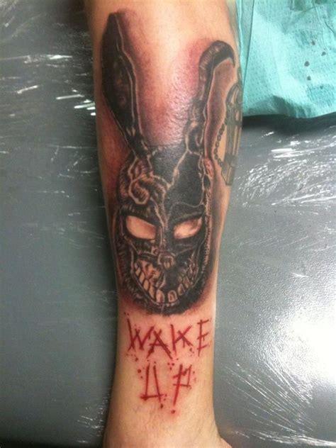 donnie darko tattoo znalezione obrazy dla zapytania donnie darko rabbit