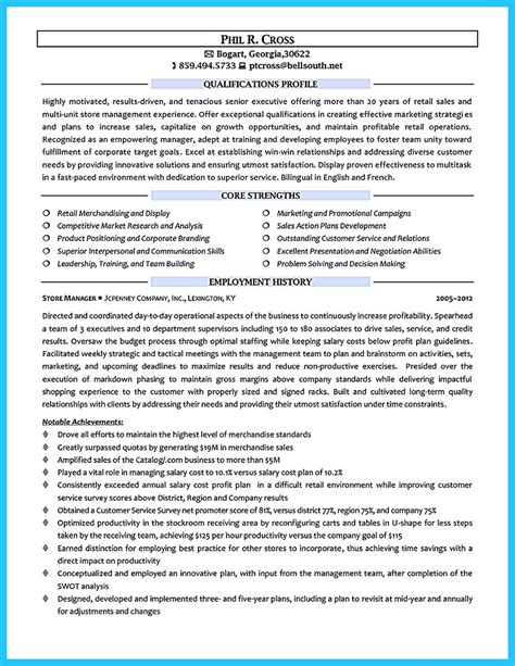 business operation manager resume business operations manager