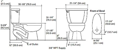 Ada Water Closet Dimensions by Toilette Dimension Design D Int 233 Rieur Et Id 233 Es De Meubles