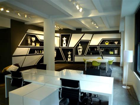 showroom interior design for architectural design firm van de velde showroom in madison avenue new york by labscape