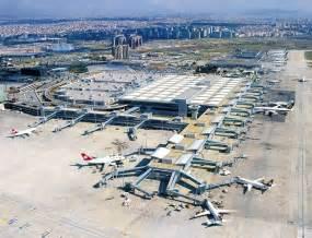 Airport Terminal Floor Plans Atat 252 Rk Airport Turkey Building E Architect