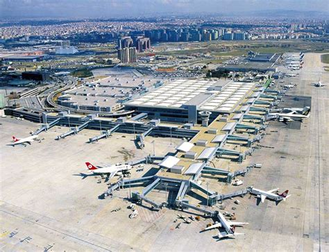 Airport Terminal Floor Plans by Atat 252 Rk Airport Turkey Building E Architect