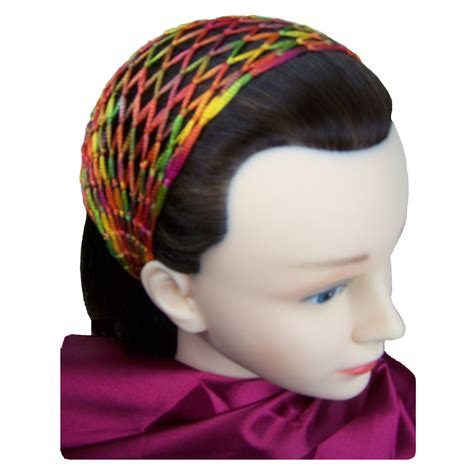 Knot Wide Headband plain net headband wide knots indeed beautiful and