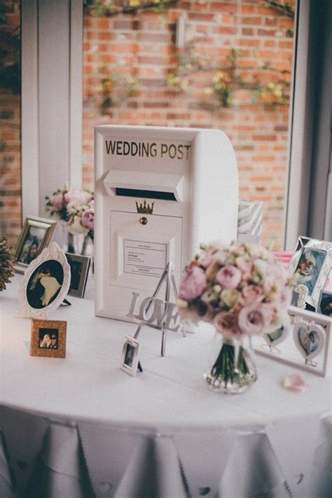 Wedding Card Box Table