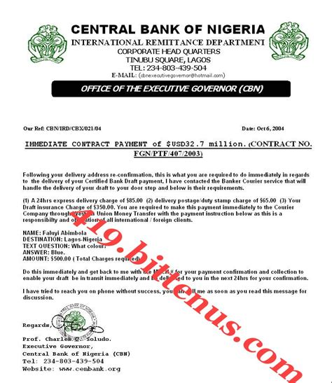 central bank of nigeria charles soludo executive governor central bank of