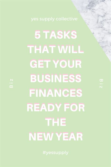 5 Steps For Keeping Your New Years Dating Resolutions by 5 Tasks That Will Get Your Business Finances Ready For The
