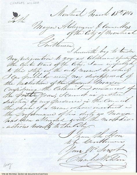 Modèle De Lettre D Invitation à Une Réunion lettre de demission pour raison familiale
