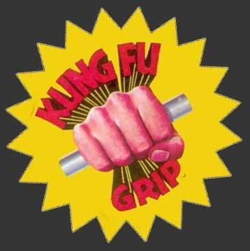 Handgrip Fu kung fu grip critical