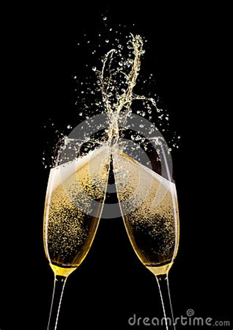 champagne cheers stock images image