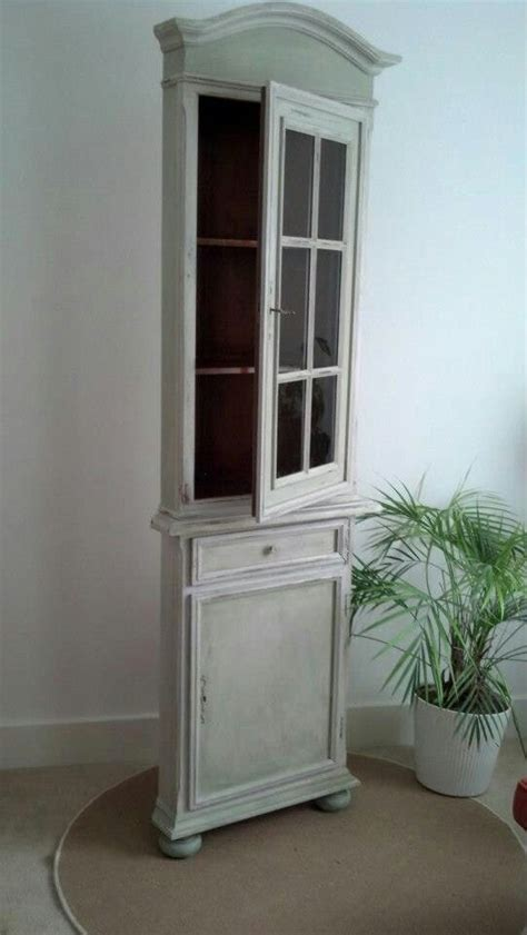 tall white corner display cabinet 17 best images about tall furniture pieces on
