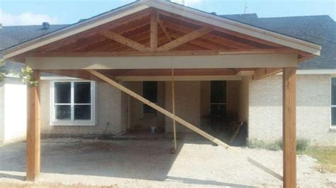 covered patios attached to house custom cedar patio covers built to your house or free standing or attached for sale