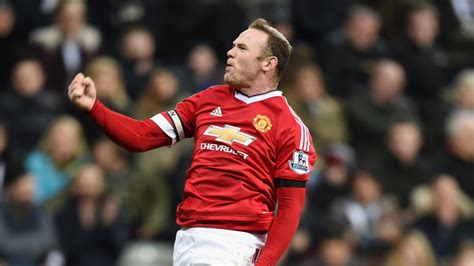 Manchester United Rooney newcastle 3 3 utd match report highlights