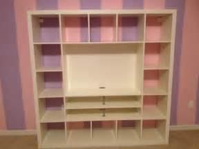 Ikea Expedit Shelves ikea expedit tv unit 6x6 carter assembly assembly