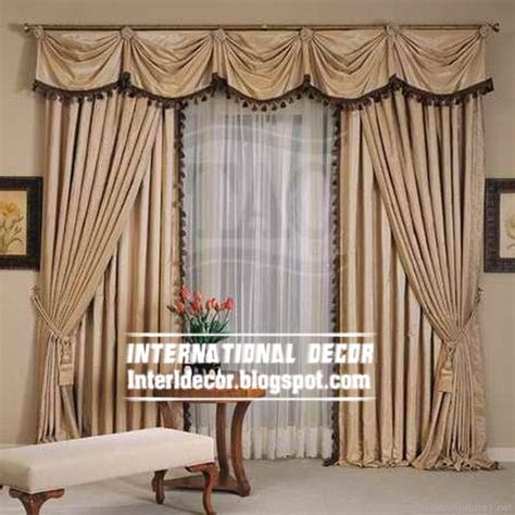 unique curtains for living room top 10 curtain designs and unique draperies designs