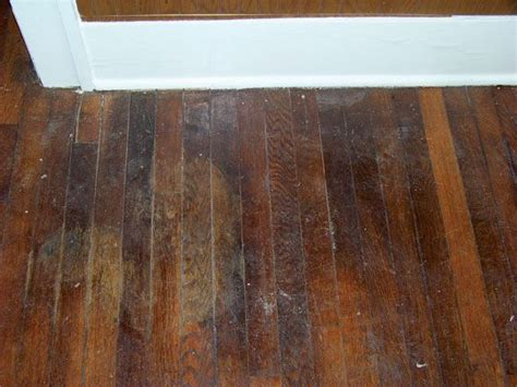 How To Refinish Wood Floors by How To Repair Refinish Hardwood Floors