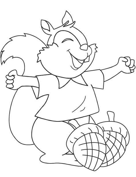 Nut Coloring Pages Coloring Pages Nuts Coloring Pages