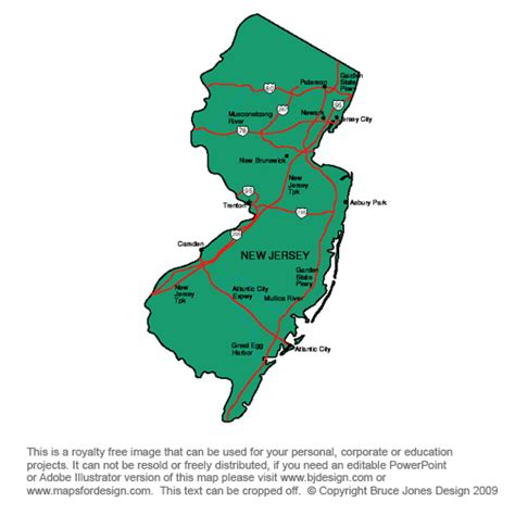 parks nj map of new hshire state parks