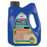 Doff Patio Cleaner by Insecticides Pesticides And Killers Garden