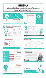 Curriculum Vitae Vs Resume by Desain Cv Kreatif Contoh Cv Dan Resume Powerpoint Briena