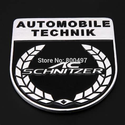 Emblem Ac Schnitzer Alumunium Gel ac schnitzer accessories promotion shop for promotional ac