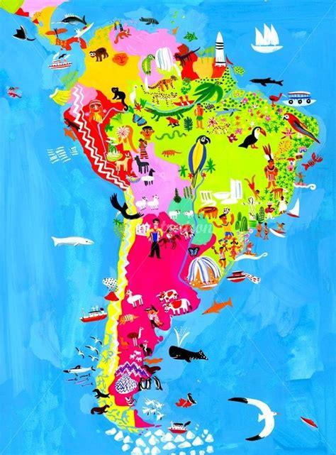 best 20 south america map ideas on world best 25 south america map ideas on south