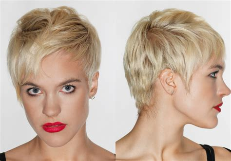 textured short pixie haircuts full effect super cool layered hairstyles for fine hair hairdrome com