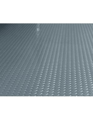 Commercial Grade Diamond Pattern Garage Floor Cover  7.5