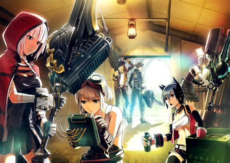 god eater 2 god eater 2 rage burst gets new screenshots quot rage burst