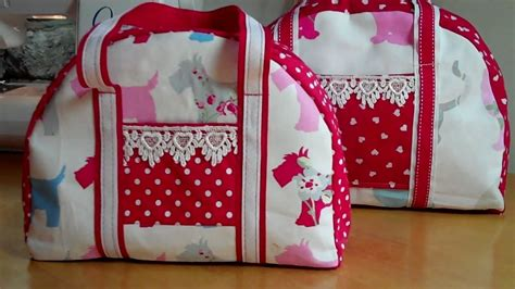 youtube pattern making sewing a bowling bag bt debbie shore youtube
