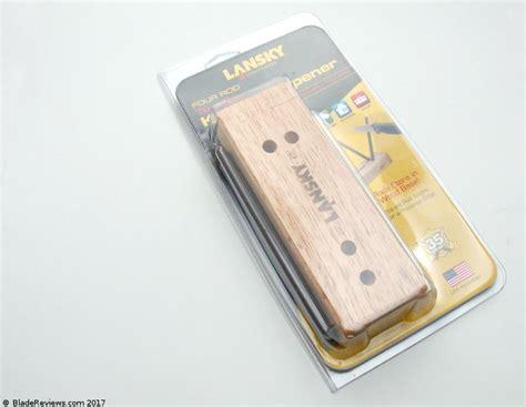 lansky sharpener review lansky 4 rod turn box crock stick sharpener review