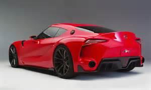 Toyota Supra 2015 2015 Toyota Concept Supra Ft 1