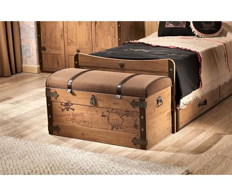 Treasure Chest Ottoman