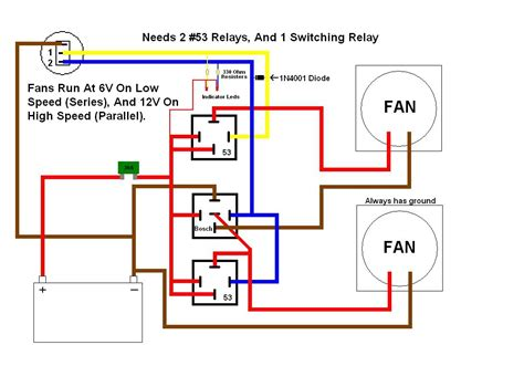 spal fan relay wiring diagram wiring diagram with