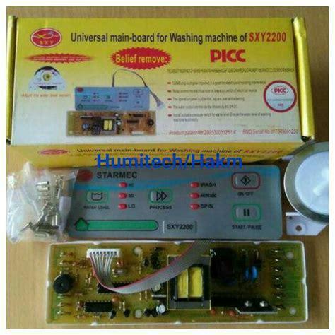 Pcb Mesin Cuci Panasonic Jual Modul Pcb Universal Board Mesin Cuci Sxy 2200 Humitech