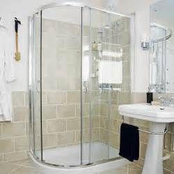 Bathroom Corner Showers Bathroom With Corner Shower Shower Rooms Image Housetohome Co Uk