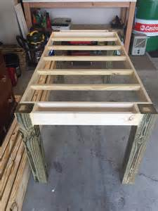 How To Build A Farmhouse Kitchen Table How To Make Your Own Farmhouse Table Farmhouse Table