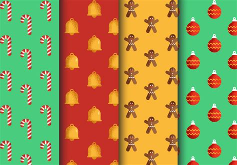christmas pattern seamless free seamless christmas patterns download free vector
