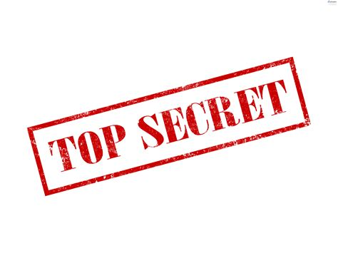 secret free top secret clipart