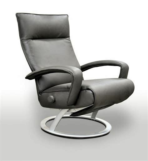 Compact Reclining Chair by Lafer Compact Recliners