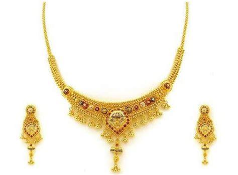 Vaseline Arab Pakistan Set bridal jewellery set gold necklace designs 2014 2015 pakistan